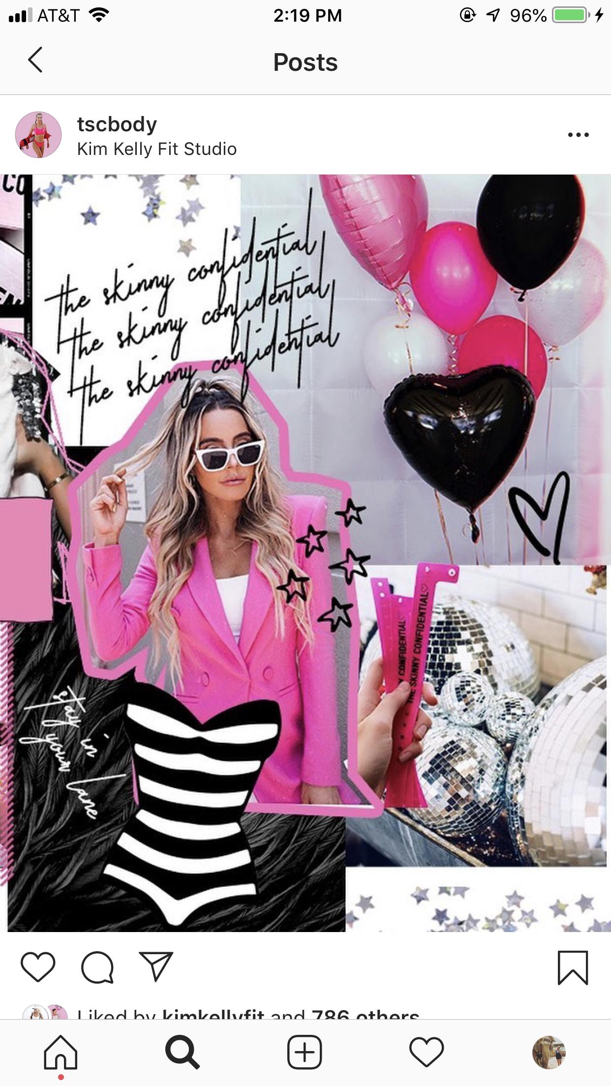 Digital Instagram Collage